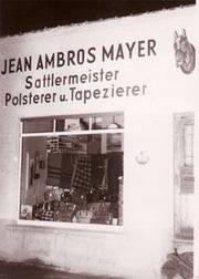 Möbel Mayer unternehmensgeschichte der möbel mayer gmbh regionalgeschichte